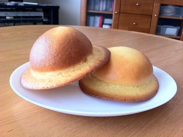 Photos: ぼうしパン♪