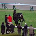 Photos: キタサンブラック 引退式様の馬服へ