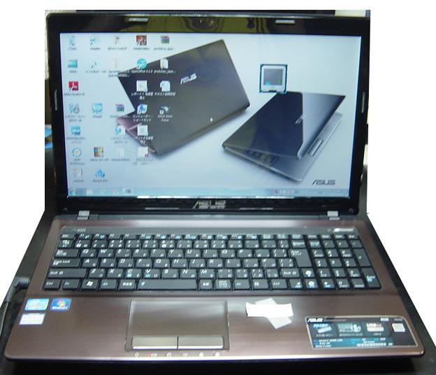 パソコンお直し隊15.2.5ASUS K53E