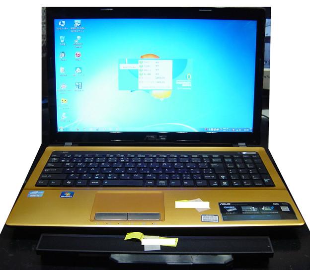 パソコンお直し隊15.2.15ASUS K53E