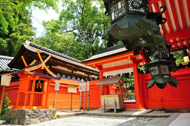 春日大社末社 Kasuga Grand Shrine