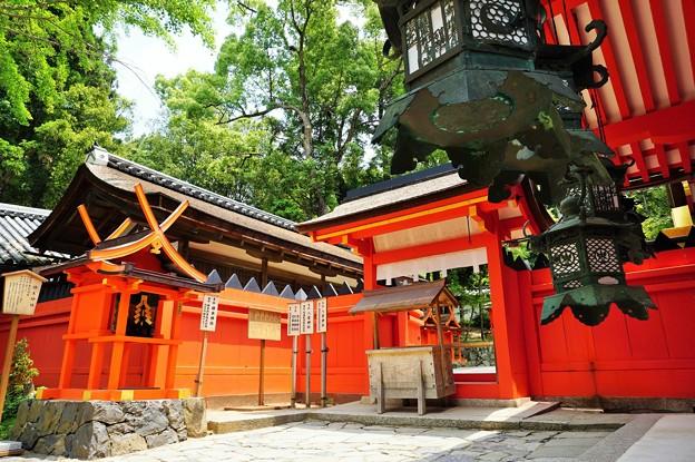 春日大社末社 Kasuga Grand Shrine