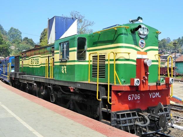 ニルギリ山岳鉄道~インド Nilgiri Mountain Railway