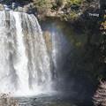 写真: 音止の滝