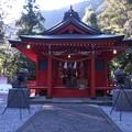 Photos: 村の神社