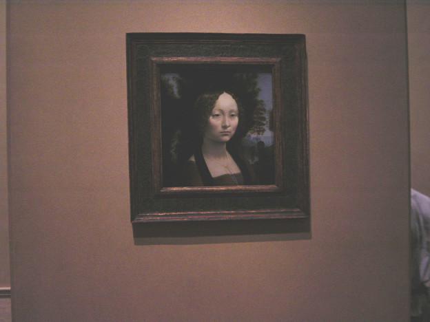 写真: ダ・ヴィンチの絵