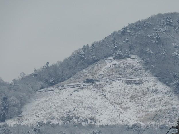 写真: 大文字山