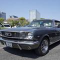 写真: 1966 Ford Mustang Coupe 26042015