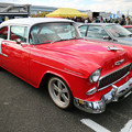 Photos: みーつけた! 1955 Chevrolet Bel Air 19112017