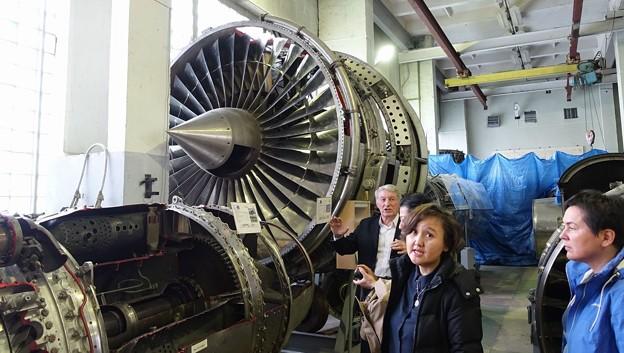 アントノフのエンジン