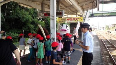 JR湯浅駅1