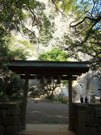 花窟神社14 磐座崇拝(自然神信仰)