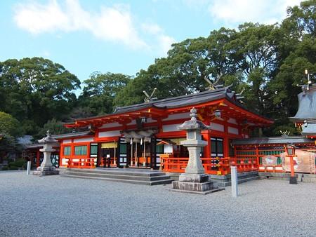 熊野速玉大社06 拝殿