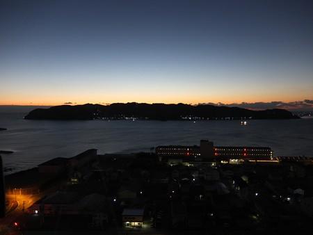 串本の夜明け01