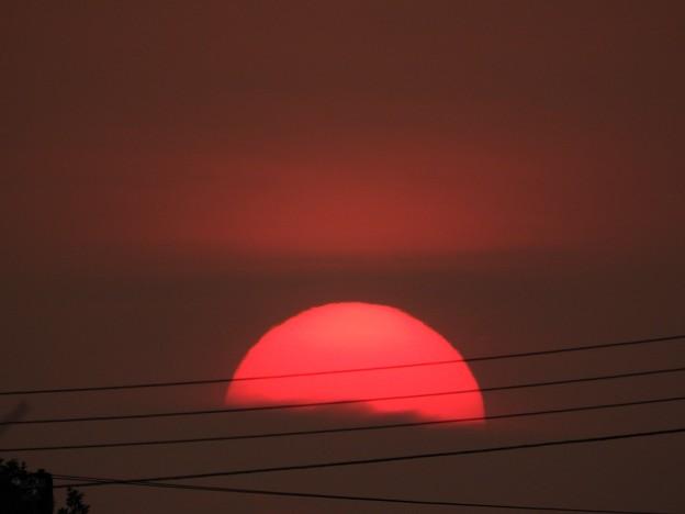 写真: 落陽09 また、明日
