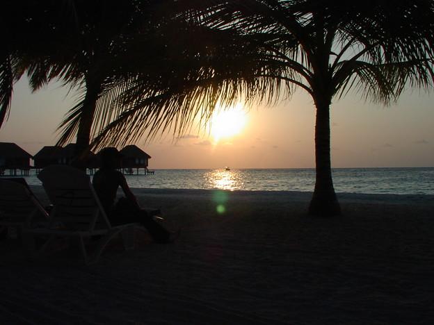 Photos: モルディブ-カニフィノール