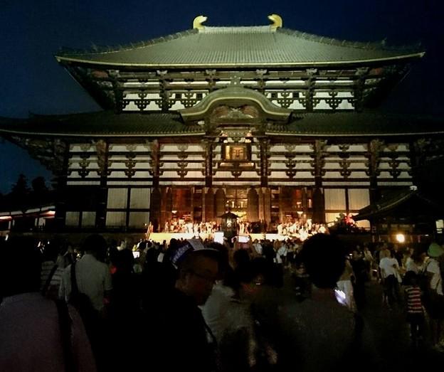 2017東大寺 夜間拝観