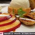 Photos: リンゴとバナナのソテー