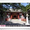 息栖神社拝殿
