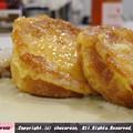 写真: ブルーチーズのフレンチトーストその2