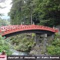 写真: 二荒山神社の神橋