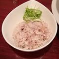 写真: リゾット用美人玄米ご飯