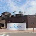 枕崎駅と公衆トイレ