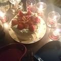 写真: すーさん誕生日ケーキ
