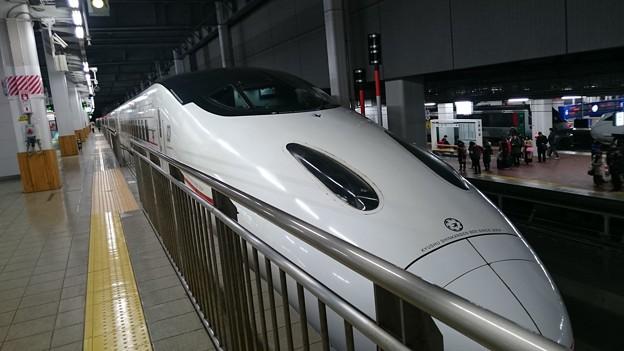 キスマイ新幹線1