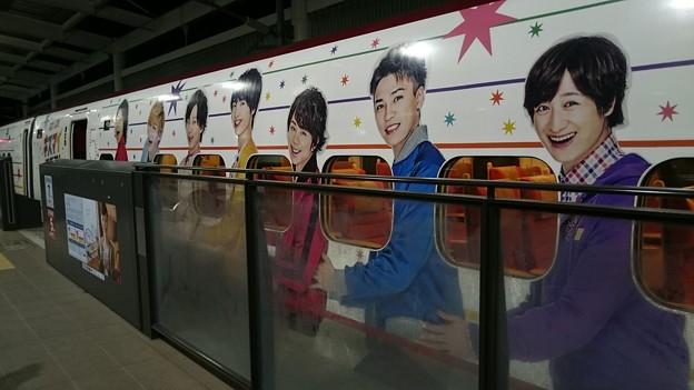 キスマイ新幹線2