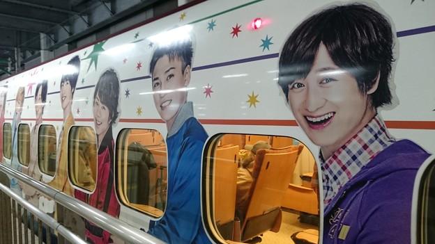 キスマイ新幹線3