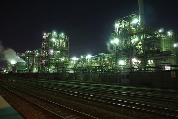 日本触媒千鳥工場(川崎)