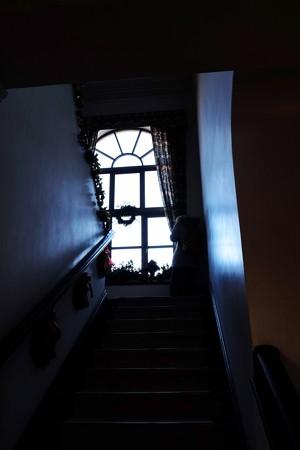 2014.12.09 山手 横浜市イギリス館 階段