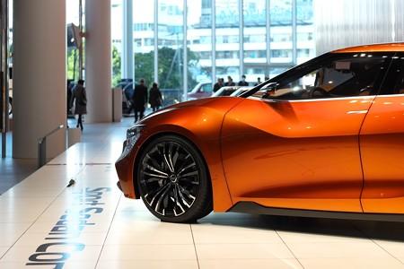 2014.12.09 日産本社 Sport Sedan Concept