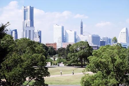 2017.09.29 みなとみらい 山下公園