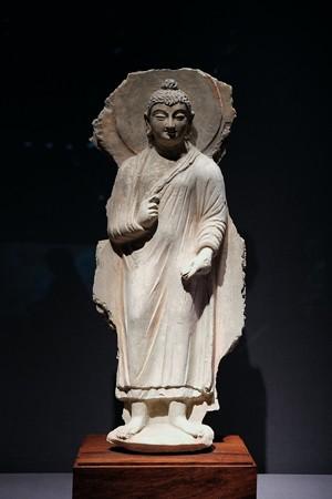 2017.10.24 東京国立博物館 如来立像 TC-801