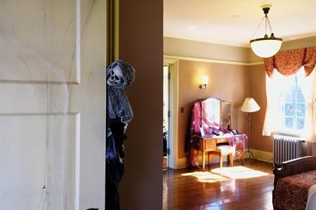 2017.10.30 ベーリック・ホール Halloween寝室