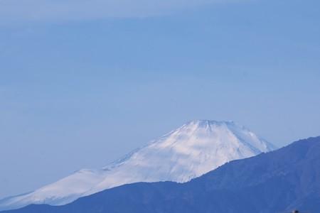 2017.11.26 駅前 富士山