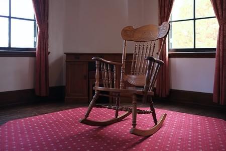 2017.11.27 外交官の家 Rocking Chair