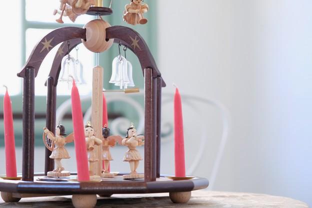 2017.12.12 山手西洋館 ブラフ18番館 世界のクリスマス ドイツ 天使の飾り
