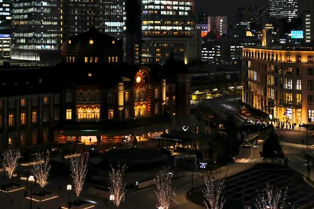 2017.12.19 新丸ビル 東京駅