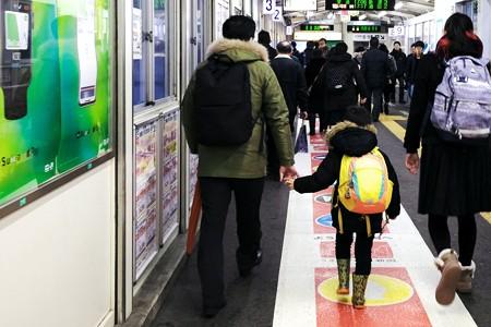 2018.01.23 新潟駅