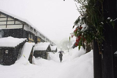 2010.01.16 鶴の湯 雪