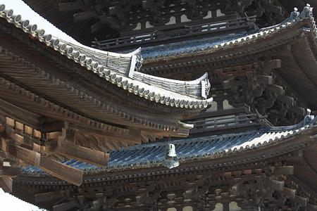 2010.04.28 興福寺 東金堂から五重塔