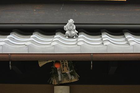 2010.04.30 祇園 玄関付近
