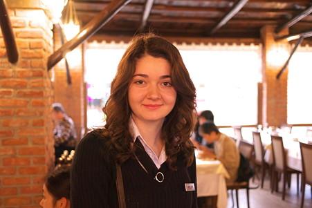 2011.01.23 トルコ セルチェク レストランの従業員