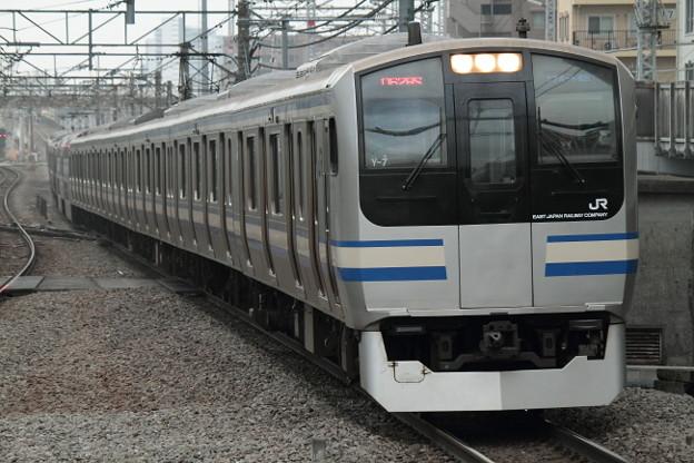 E217系 Y-7編成