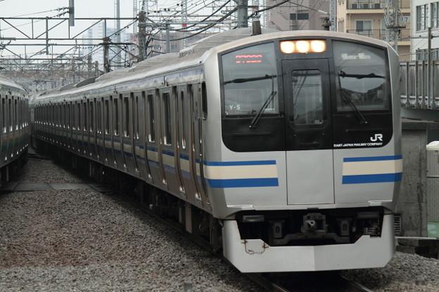 E217系 Y-5編成