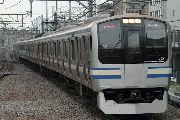 E217系 Y-6編成