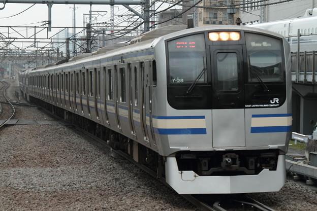 E217系 Y-28編成